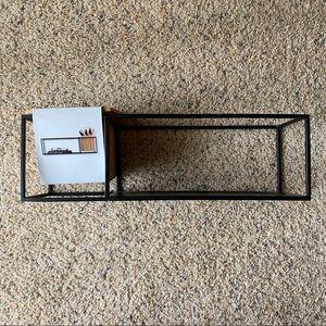 ‼️Farmhouse Cube Wall Hanging Shelf‼️